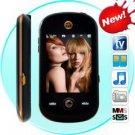 Encanto - Mini China Cell Phone (Dual SIM, Touchscreen)