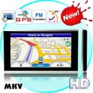6.2 Inch HD Touch Screen GPS Navigator (Direct WIN CE Access)