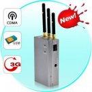Silencer - Full Spectrum Cellphone Jammer (CDMA + GSM + 3G)