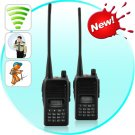 Long Range Walkie Talkie Set (UHF/VHF 110v)