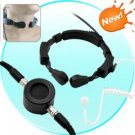 Throat Mic Set for Walkie Talkies / 2-Way Radios