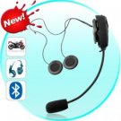 Bluetooth Helmet Headset for Motorcycles