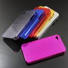 For iPhone 4 case web style