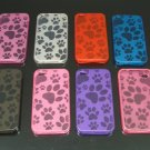 fashion style TPU for iPhone 4