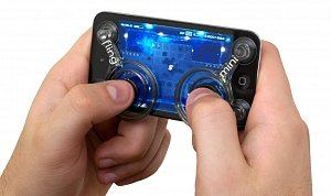 Fling mini -Analog joysticks for smartphones