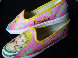 Clothing stores online :: Barbie shoes for women