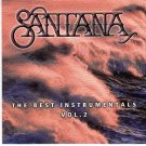 "Santana ""Best Instrumentals V.2"" Import CD NEW!"