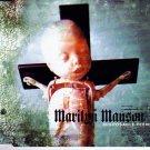 "Mariln Manson ""Disposable Teens"" + Unreleased Tracks Import CD NEW!"