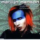 "Mariln Manson ""Rock Is Dead"" German Import CD NEW!"