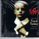 "Korn ""Good God"" French Remixes Import Compact Disc NEW"