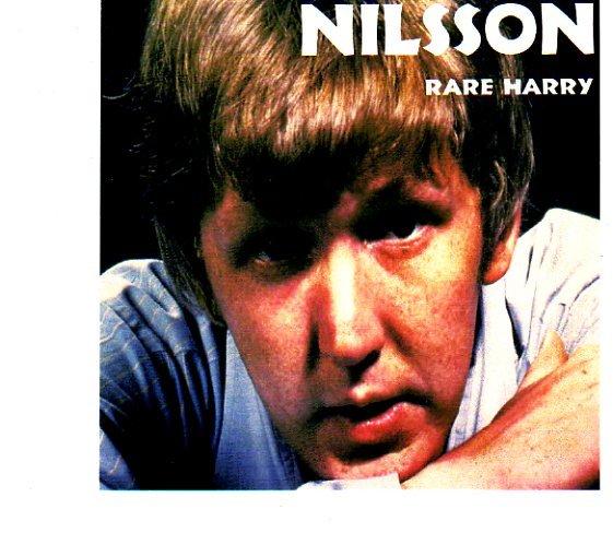 "Harry Nilsson ""Rare Harry"" Compact Disc 15 Tracks NEW"