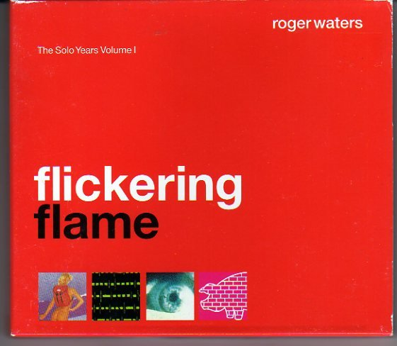 "Roger Water ""Flickering Flame"" Solo Years V.1 CD Brand New"