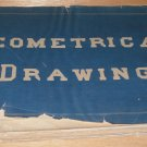 Antique Geometrical Drawing Book