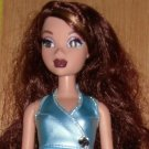 My Scene Brunette Doll Rooted Lashes Mattel