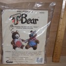 Vintage T Bear Teddy bear Pattern by Raymar