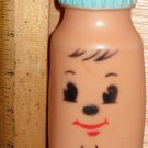 Vintage Baby Bottle Doll Squeak Toy Irwin