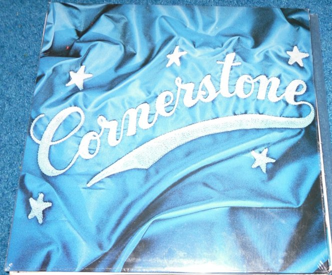 Cornerstone LP New Sealed Gospel Religious Christian Music