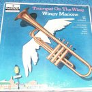 Wingy Manone, Trumpet On The Wing LP Jazz Decca Rare NEW