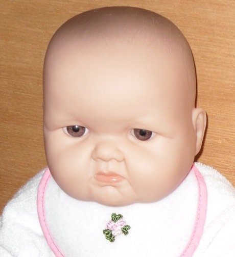 Berenguer Baby Doll & outfit 14 inch