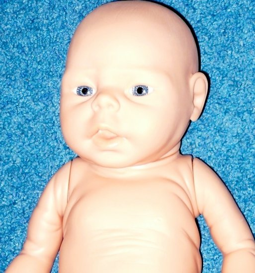 Baby Girl Doll Anatomically Correct 18 inch Berenguer
