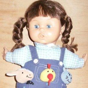 Patti & Her Talking Farm Pals Doll Lovee Preschool Sings