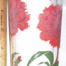 Boscul Peanut Butter Glass Carnation Flower