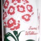 Boscul Peanut Butter Glass Sweet William Flower