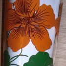 Boscul Peanut Butter Glass Nasturtium Flower
