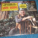 Welcome to the Ponderosa, Lorne Greene, Ringo, LP Vinyl Album