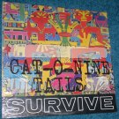 Survive, Cat-O-Nine Tails, LP, Vinyl Record Album