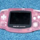Nintendo Game Boy Advance System, Games, Case, Light