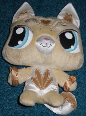 Littlest Pet Shop Sassiest Kitten Plush Hasbro Pawtucket