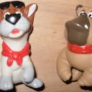 Disney Oliver & Company Movie Figures McDonalds 1988