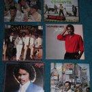 6 LP Lot-Force M.D., Rodger Saga Continues, Kashi, Kid Creole