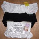 3 Womens Hi-cut Panties Size 9 Enchanted, Vassarette Hikini