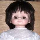 Baby Dear Hug-a-Bye Baby Doll Vogue 1975 Brunette