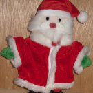 Santa Claus Ty Beanie Baby 1998 Christmas