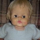 Effanbee Thumkin Baby Doll 1965 Side-Glance Sleep Eyes