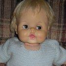 Effanbee Baby Doll 1965 Side-Glance Sleep Eyes