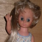 Grow Hair Blond Doll Nasco