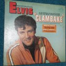 Elvis Presley Clambake LP RCA LPM-3893