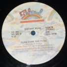 "Instant Funk, Why Don't You Think About Me 12"" Record 1982 Salsoul SG-365"