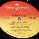 """Fonda Rae Over Like a Fat Rat 12"""" Vanguard SPV 55-A"""