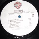 Dave Davies, Kinks, Chosen People, Promo LP