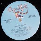 """Grandmaster Melle Mel Miami Vice, 12"""" Record, SugarHill 1985"""