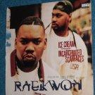 "Raekwon-Ice Cream with Tony Starks 12"" Record LP 1995"