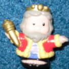 Little People King Figure Fisher Price
