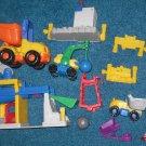 Little People Construction Set Fisher Price Mattel