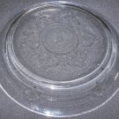 Fire-King Pie Plate Sapphire Blue Fireking 10""