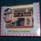 Sewing Machine Miniature Childs Toy Battery Operated